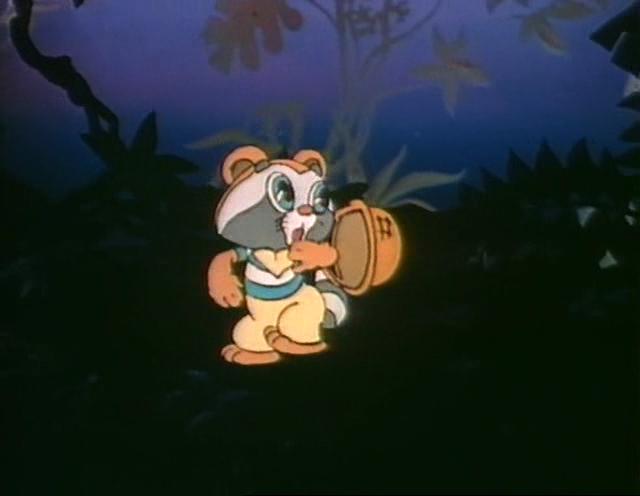 Музика из мультфильм крошка енот
