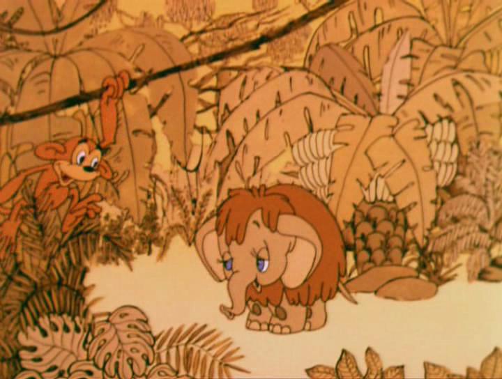 мама для мамонтенка мультфильм смотреть: