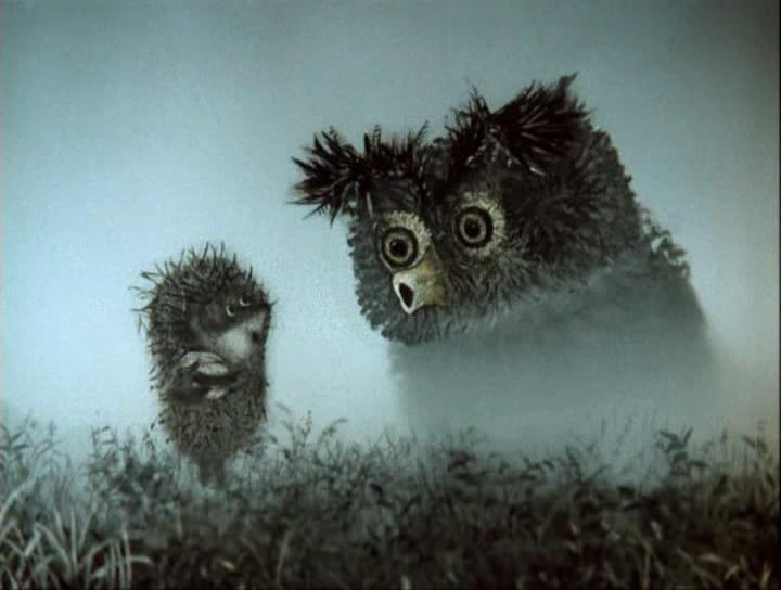 Фильм Ежик в тумане